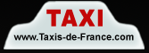 Lumineux taxis